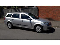Vauxhall Astra Estate 1.4 Life edition with full history