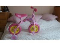 Cute pink bike ( duplicate present )