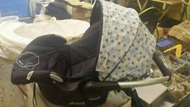 Maxi cosi car seat and another car seat for baby 2 available