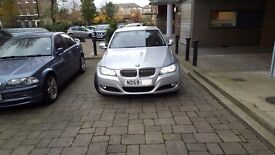 Bmw 320 auto 2009 low miles cat C probably is the lowest in the UK