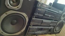 Technics Stereo Separates £120