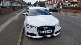 Audi A6 s line