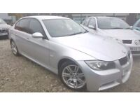 07 REG 320D M-SPORT JUST BEEN **PROFESSIONAL REMAPPED**STAGE ONE & DPF DELETED WITH PROOF MAY PX
