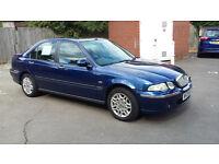 Rover 45 Club (2000) 1.6 4dr