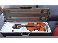 Lovely mellow sounding violin for sale - full size