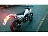 2013 Pulse Adrenaline 125cc
