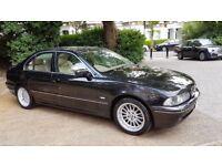 2001 BMW E39 5 SERIES 540i SPECIAL ORDER VERY RARE