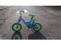 Children's Avigo Monkey bike. Perfect first bike.