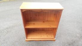 Solid Pine Bookcase,Can Deliver 07989088223