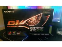 Gigabyte NVIDIA GeForce GTX 1070 G1 Gaming Graphics Card