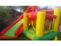 Happy Hop Bouncy castle and play centre hire