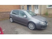 Golf gr tdi 170bhp excellent condition inside and out