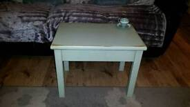 Shabby chic solid wood Coffee table