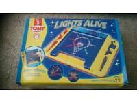 Tomy lights alive, never used. Vintage