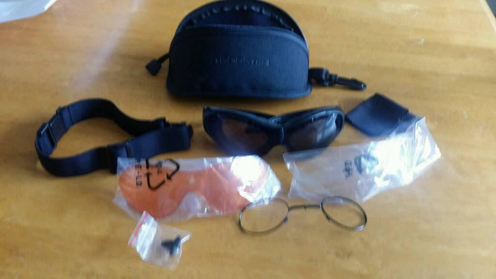 c27bf660ac42e Bobster Spextrak Goggles Glasses Interchangeable lens   Prescription Insert  Kit