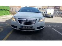 Vauxhall Insignia 2.0 DIESEL 2012 *Automatic* 63700 miles *PCO Ready* White