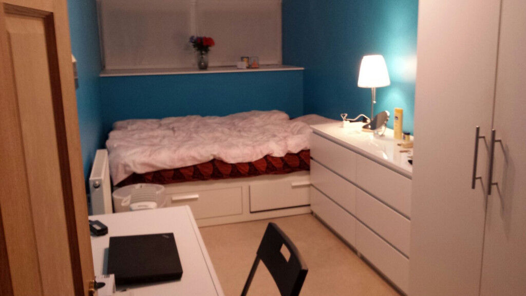 Fully-furnished one bedroom unit for rent for £600