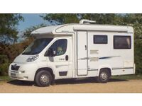 Compass Avantgarde 120 2-berth low profile motorhome (2006)
