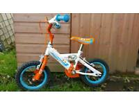 Children's bicycle, Disney Planes themed..