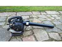 McCulloch GBV 345 Petrol Leaf Blower