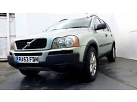 OVER 10 VOLVO XC90 │ 2.4 DIESEL │ AUTOMATIC │ WE HAVE 10 VOLVOS TO CHOOSE FROM