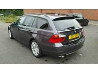 Bmw 320d touring 2007 fully loaded