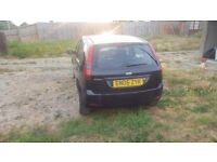Tidy little Ford Fiesta 1.2 for sale