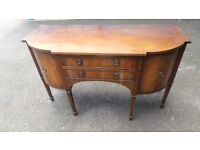 large sideboard,possible delivery