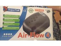 Super fish aquarium air pump