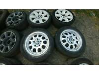 5x120 selection of bmw alloys for sale