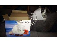 Kenwood Food Processor/Blender (White)