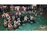 Chaos Space marine Army