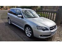 2005 SUBARU LEGACY 3.0 R SPEC B SPORTS TOURER FULL SERVICE HISTORY NEAR IMMACULATE CONDITION