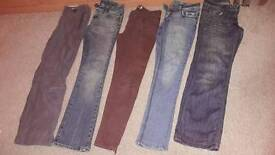 Bundle Fat Face, River Island, Red Herring, SK, Gardenie jeans.