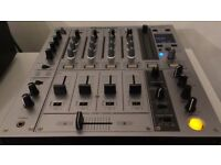 DJM 700 silver, with box and manual