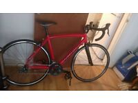 Specialized allez 2017 red road