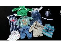 0to3 months baby boy clothes