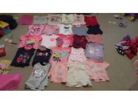I have girls clothes all good 12-18 and 18-24 months