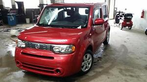 2010 Nissan cube 1,8 S