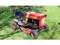 VINTAGE WESTWOOD RIDE ON MOWER S600