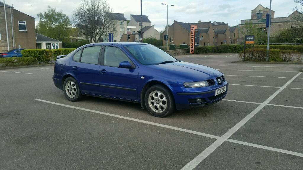 2002 seat toledo 1 9 tdi in elgin moray gumtree. Black Bedroom Furniture Sets. Home Design Ideas
