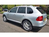 2003 PORSCHE CAYENNE S 4.5 V8 TIPTRONIC 340 BHP AWD HIGHLY MAINTAINED WITH HUGH SPEC