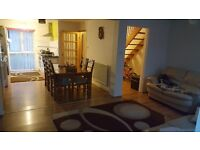 3 bed lovely house for sale conservatory garden
