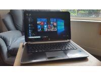 HP Pavilion TouchScreen i5 6GB Ram 750GB Windows 10 & Office 2016 laptop