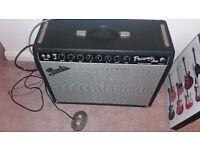 Fender Prosonic 60 watt combo
