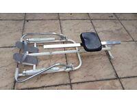 Tunturi Puch rowing machine