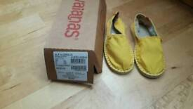 Havianna espadrilles yellow size 2.5