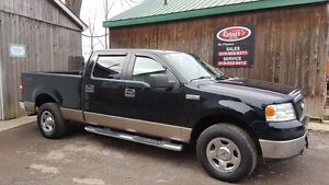 2006 Ford F-150 XLT 4x4,5.4 V8, Crew Cab Cambridge Kitchener Area image 1