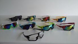 Jawbreaker style Sunglasses. Cycling, running, all sports