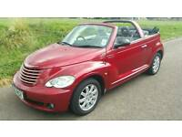 2006 CHRYSLER PT CRUISER Convertible 2.4L Touring. Bi-fuel petrol/LPG. Long Mot.